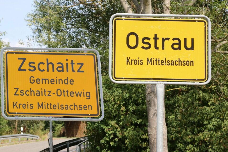 Ostrau verliert Einwohner, Zschaitz-Ottewig wird ein Stück größer. Doch woran liegt das?