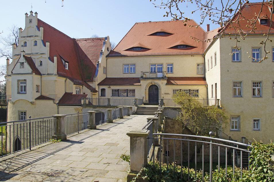 Das Schloss Schleinitz in Nossen soll in eine Stiftung überführt werden.