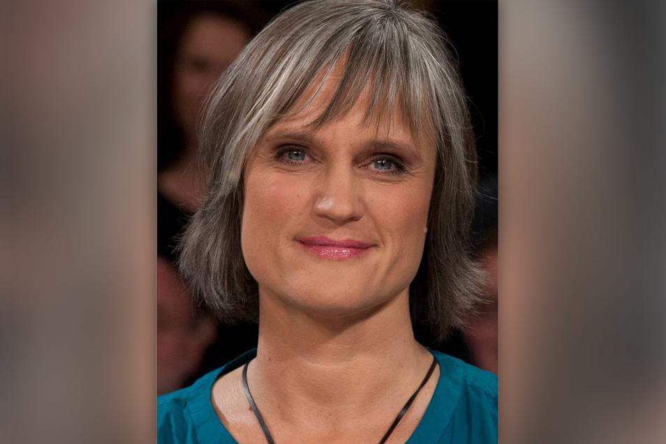 """Julia von Weiler ist Psychologin und Geschäftsführerin von """"Innocence in Danger"""", einem Netz gegen Kindesmissbrauch."""