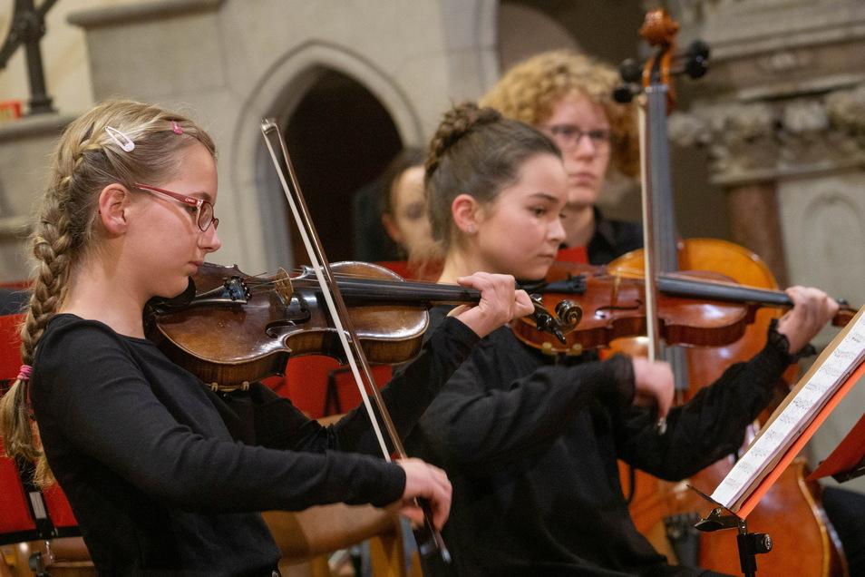 Am 9. Juli findet in der Maria-Martha-Kirche das Abschlusskonzert der Kreismusikschule Bautzen statt.