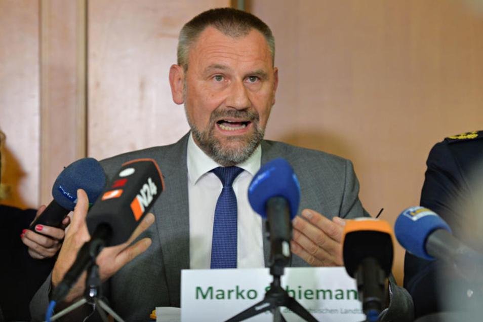 Marko Schiemann (CDU) fordert besseren Lärmschutz.