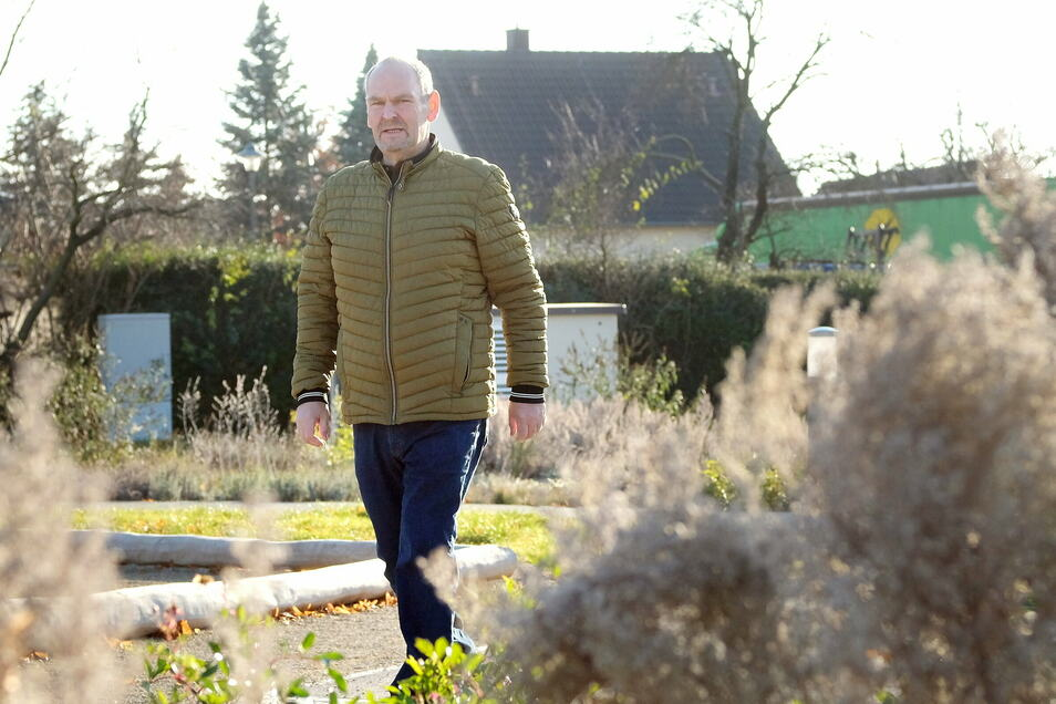 10.000 Schritte am Tag sind ein Muss. Steffen Sang hat nach seiner schweren Erkrankung sein Leben komplett umgestellt. Er hat mehr als 30 Kilogramm abgenommen.