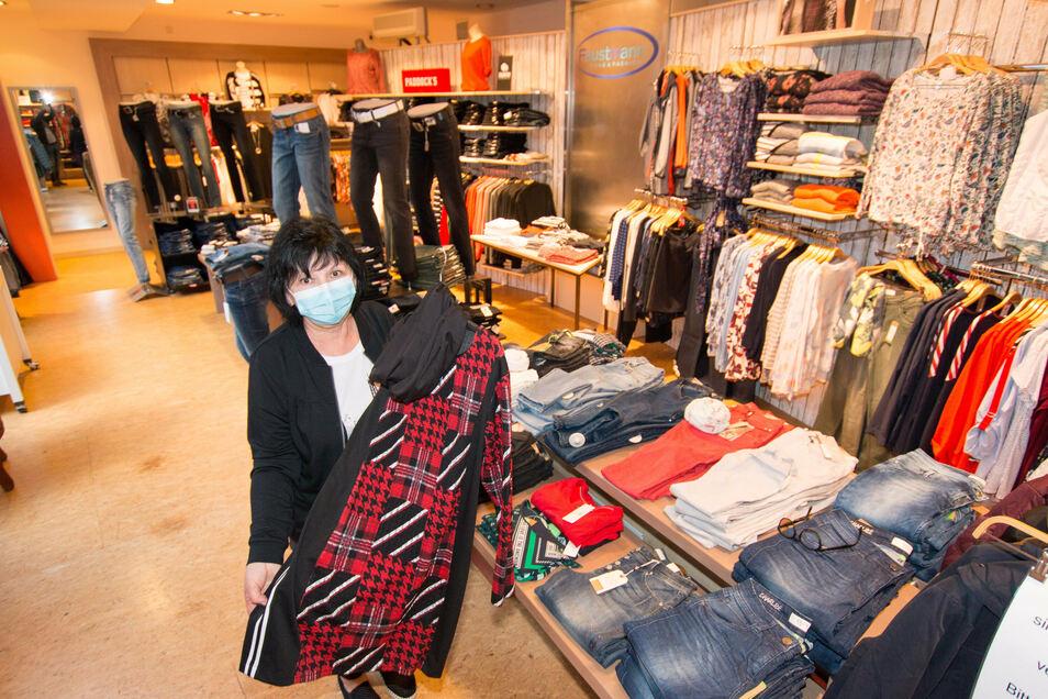 Jeans & Fashion gehörte zu den vielen Geschäften, die sich am Einkaufssonntag beteiligten.