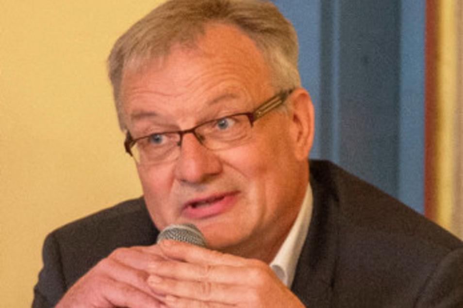 René Hein, Radebeul, 10 131 Direktstimmen, 27,5 Prozent