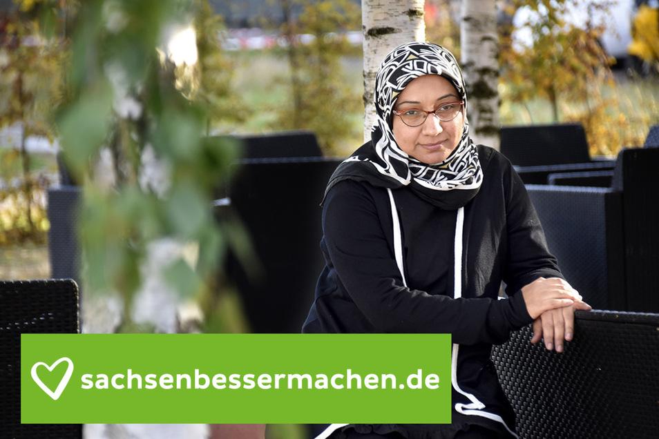 Reem Mahdi aus dem Irak hat Brustkrebs und müsste sofort behandelt werden. Aber ihre Krankenversicherung läuft diesen Monat aus und wird nicht verlängert.
