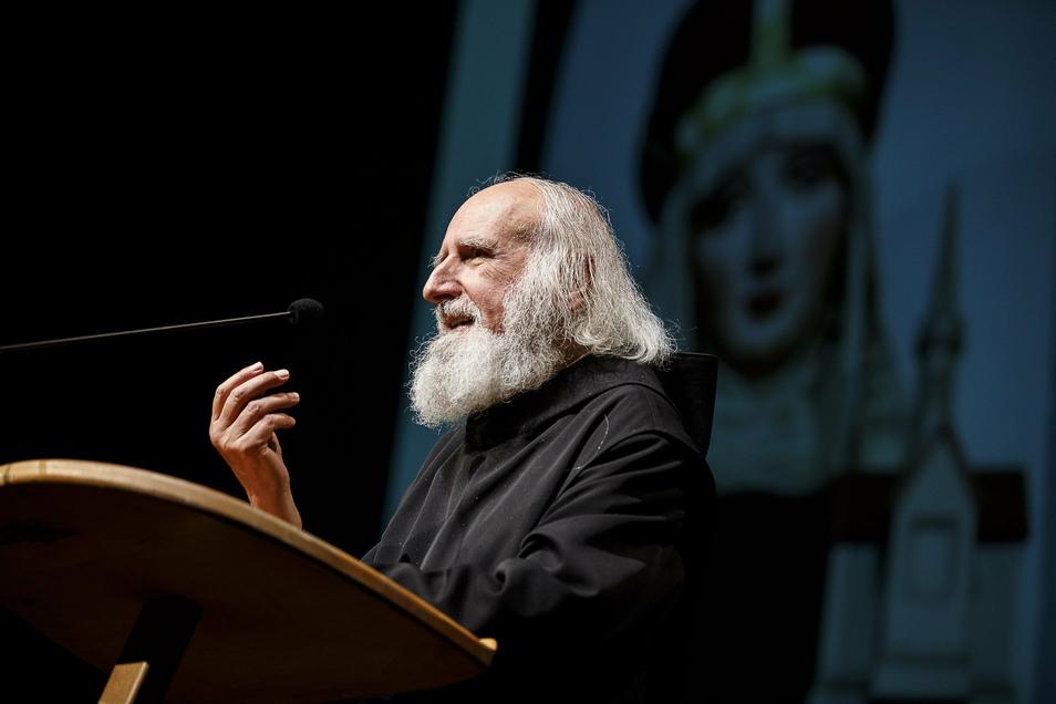 Pater Anselm Grüns Besuch in Meißen fällt in diesem Jahr aus. Er wird im nächsten Jahr nachgeholt. Der Termin steht bereits fest.