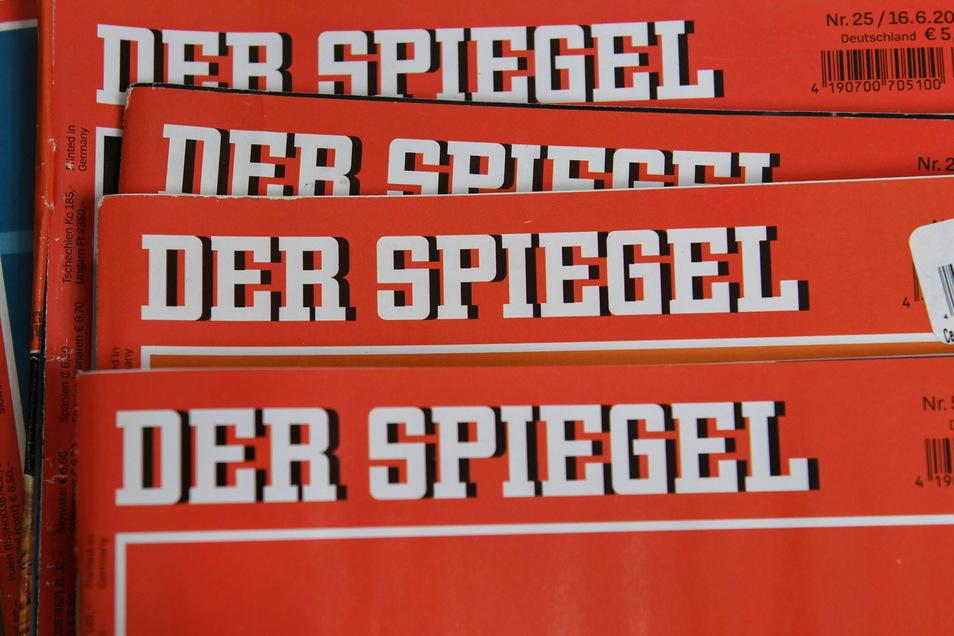 Von 1994 an war Stefan Aust zwölf Jahre lang Chefredakteur des Magazin Der Spiegel.