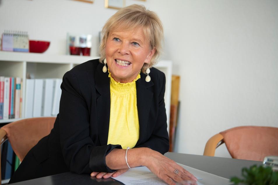 Gründerberaterin Beate Josko aus Großenhain nimmt sich immer vor der Bundestagswahl ein Thema vor. Diesmal ist es die Erzieherausbildung.
