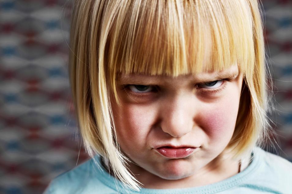 Ich will aber jetzt was Süßes! Eltern sollten Trotzreaktionen aushalten, fordert Buchautorin Danielle Graf.