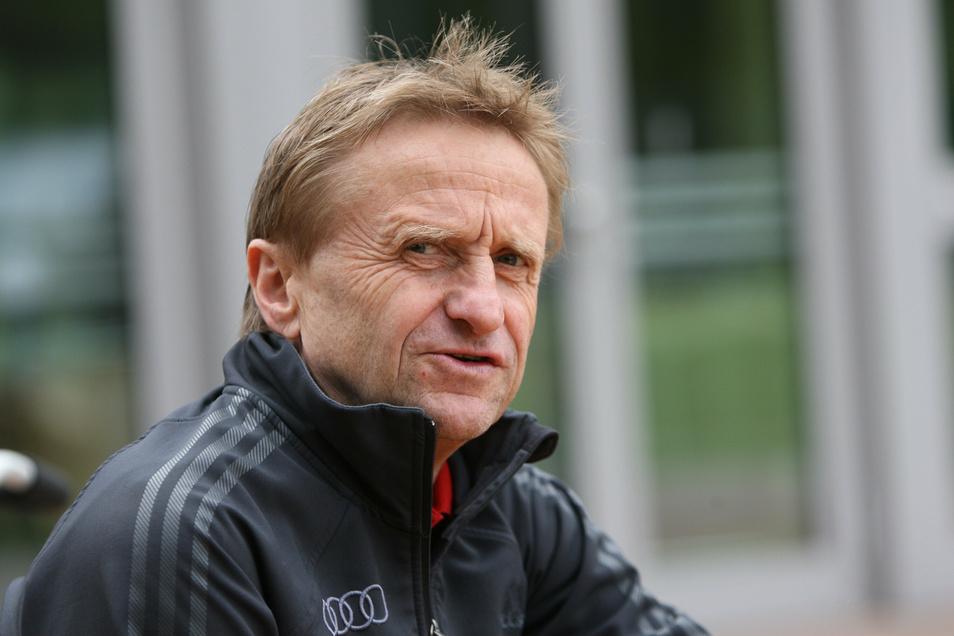Geht nicht, gibt´s nicht. Was Dietmar Wagner, Geschäftsführer des Kreissportbundes Sächsische Schweiz-Osterzgebirge anpackt, zieht er hundertprozentig durch.