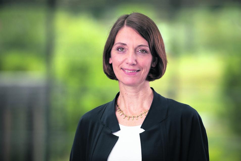 Professorin Roswitha Böhm wirbt für ein wertschätzendes, weltoffenes Miteinander. Foto: Robert Lohse