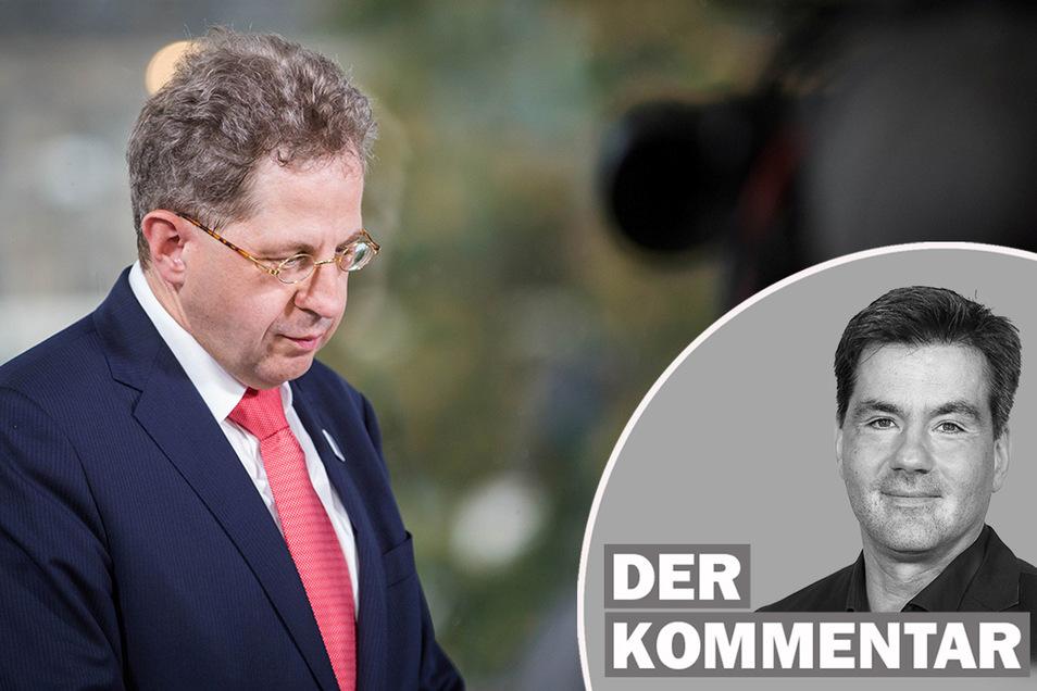 Hans-Georg Maaßen fordert einen Gesinnungstest für Tagesschau-Redakteure.