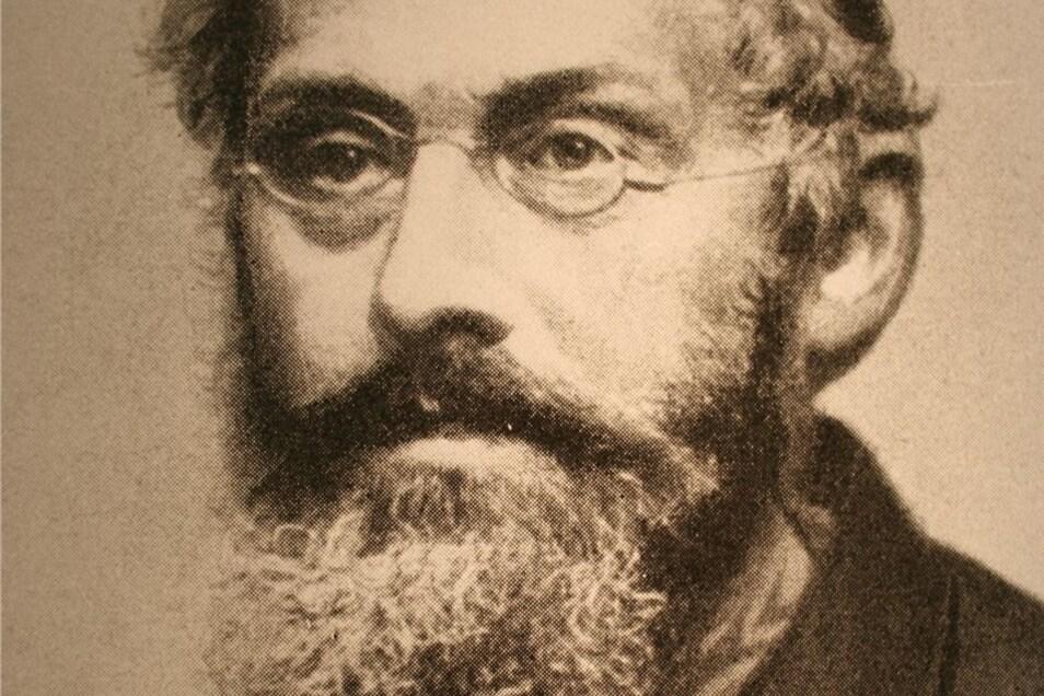 Jan Arnošt Smoler wurde am 3. März 1816 geboren. Er starb am 13. Juni 1884.