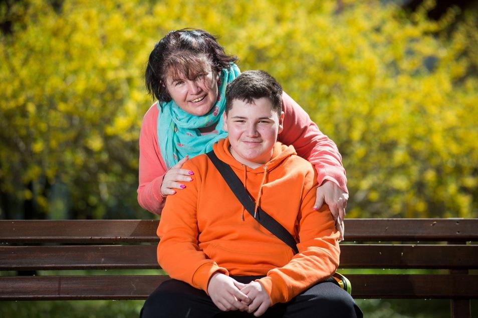 Daniel Hammerschmidt ist mit nur 14 Jahren an Diabetes erkrankt. Mutter Ana hat viele schlaflose Nächte hinter sich.