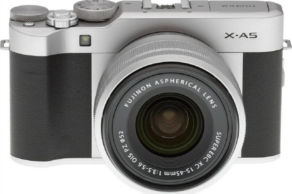 Kamera FujiX-A5 im Wert von 449,-€
