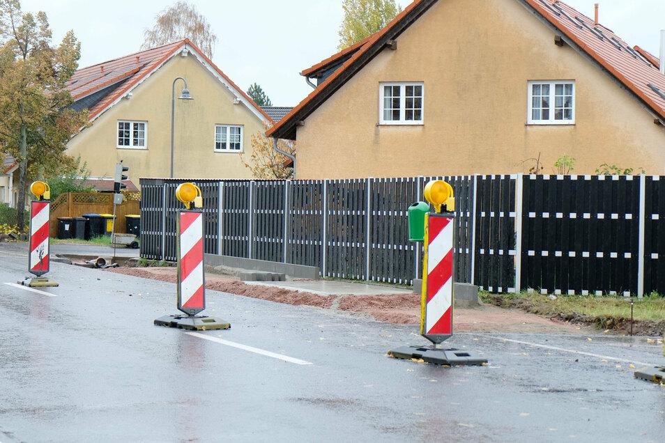 In Niederau entsteht die erste von insgesamt 44 barrierefreien Bushaltestellen.