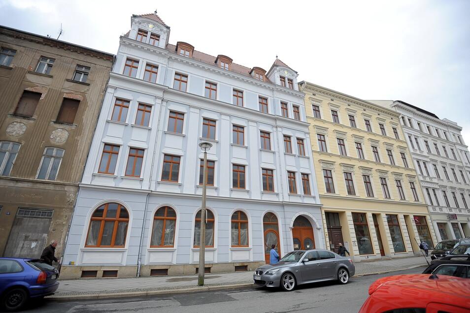 Das ehemalige Hotel Monopol in Görlitz ist zwar saniert, eröffnet wurde es bisher nicht. Jetzt steht es erneut zum Verkauf.
