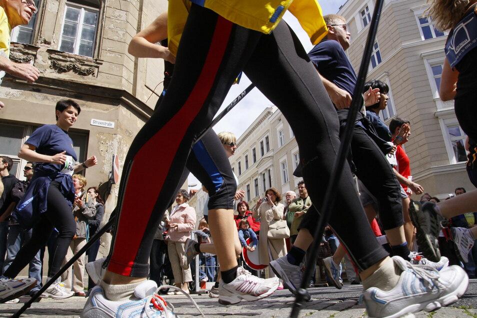Ob es in diesem Jahr einen Europamarathon geben wird, ist derzeit unklar. Der organisierende Verein bereitet mehrere Varianten vor und ist im Kontakt mit den polnischen Nachbarn.
