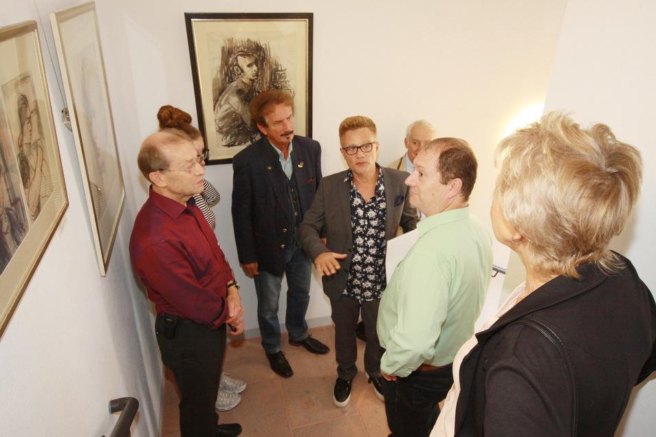 Symbolfoto: Es kommt wieder Leben ins Stadt- und Museumshaus Waldheim. Unter anderem sind die Ausstellungen wieder geöffnet.