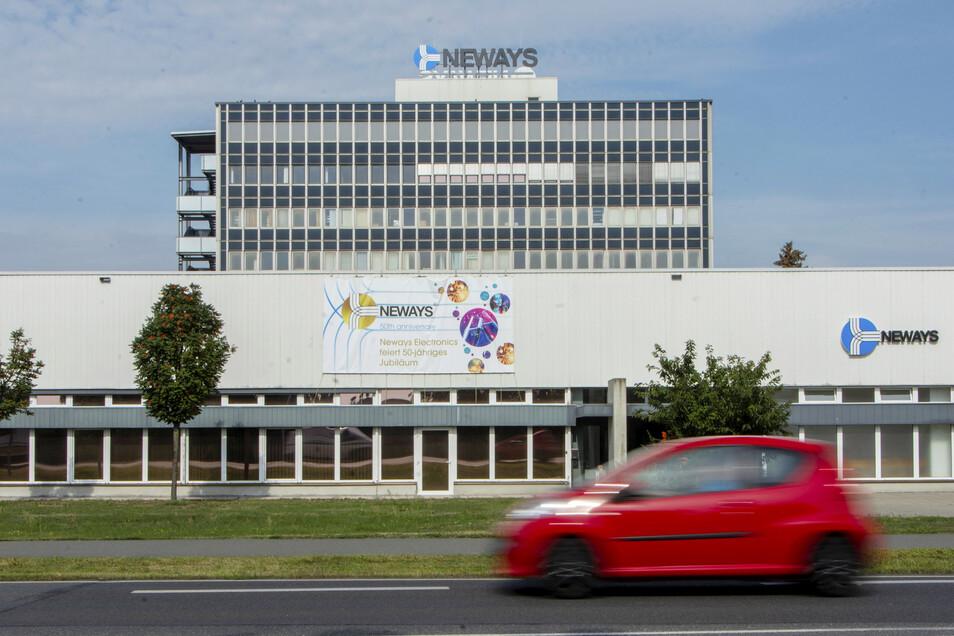 Neways gehört zu den größten Arbeitgebern in der Region. Ab März hat das Unternehmen Kurzarbeit angemeldet.