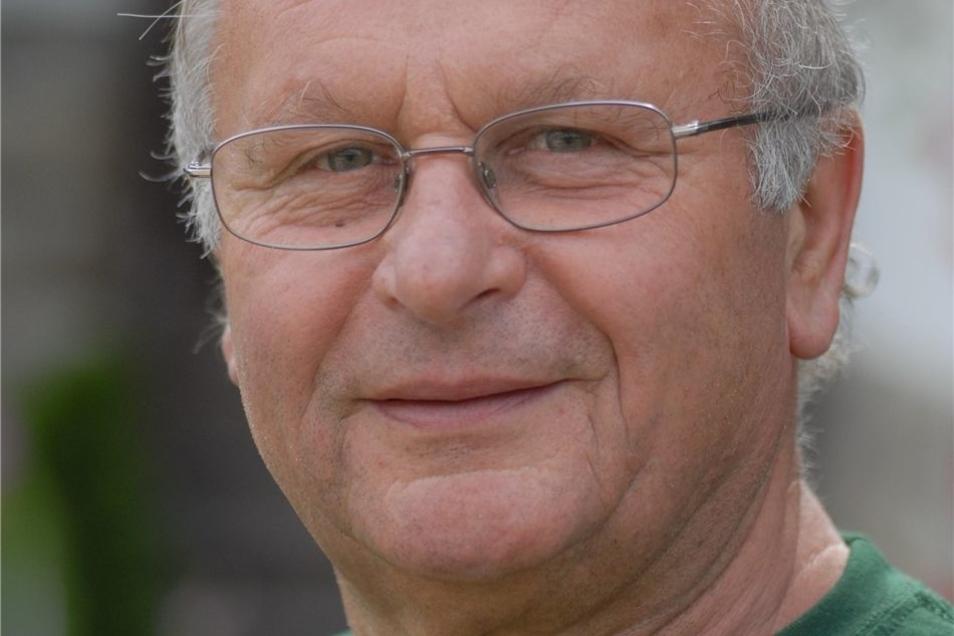 Zeitzeuge Lothar Kunath.