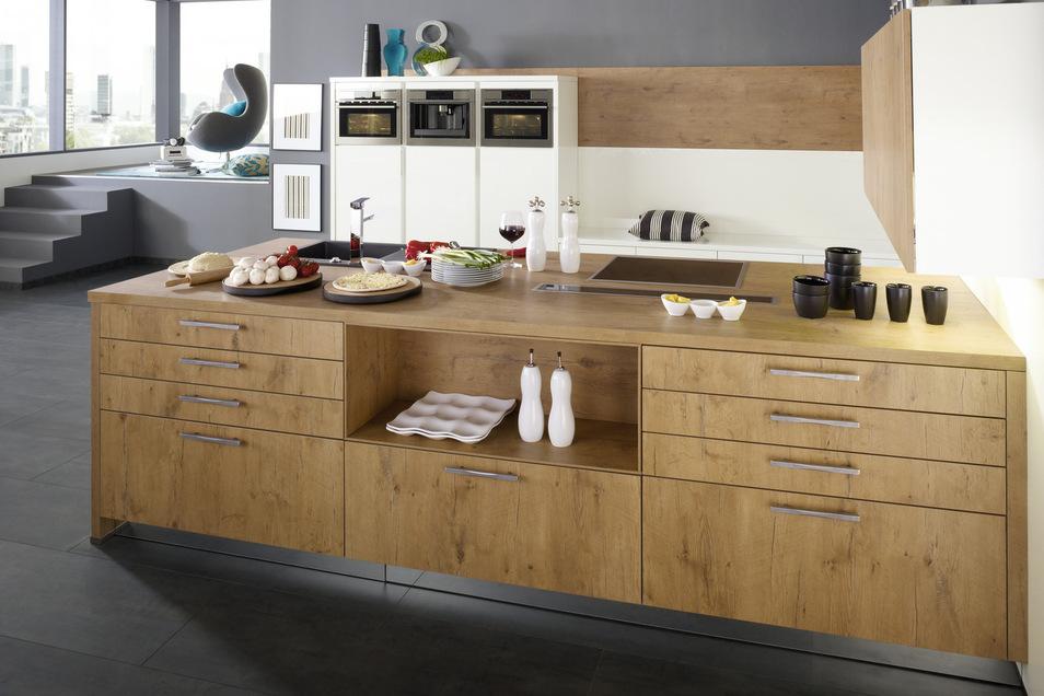 Die Küche ist so individuell wie das Leben. Bei Hülsbusch in Weinböhla ist in jedem Fall das Passende zu finden!