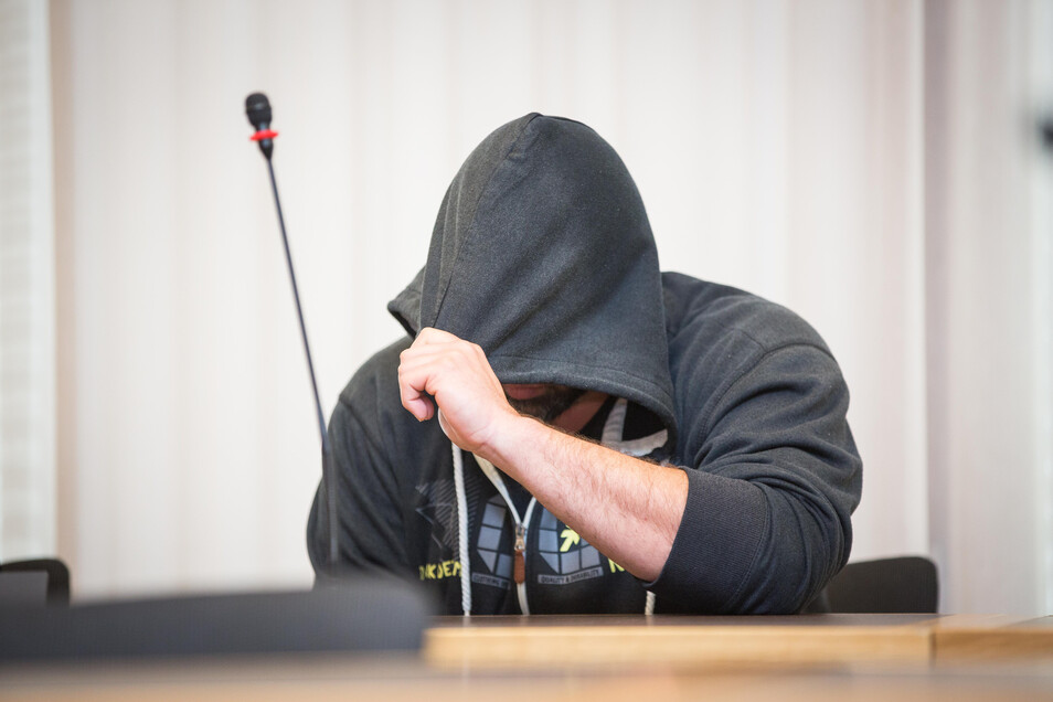 Wegen schweren Missbrauchs angeklagt: Daniel P.