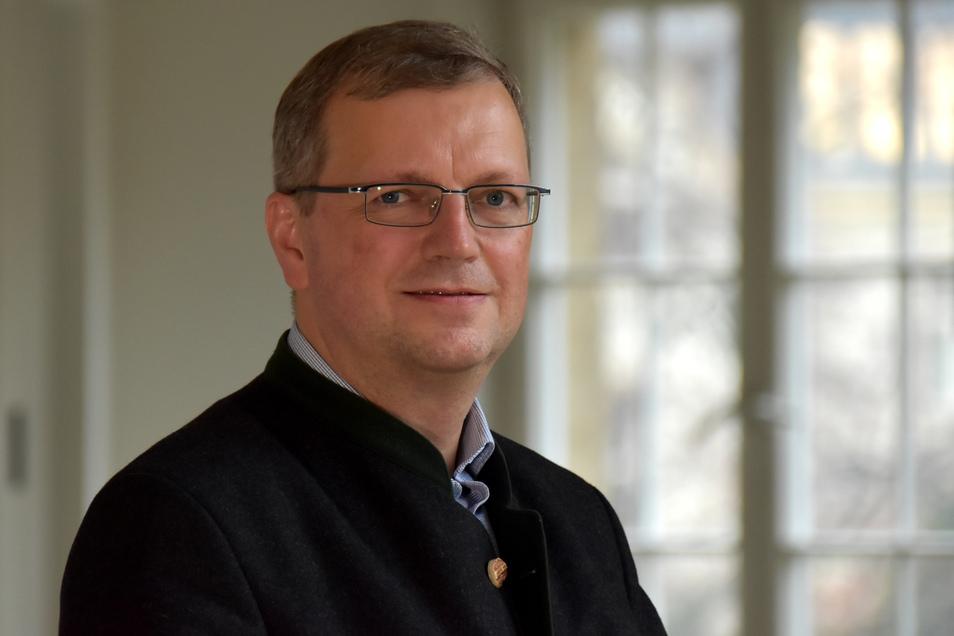 Jürgen Richter hat um Entbindung seiner Aufgaben gebeten. Die Stadt will der Bitte nachkommen.
