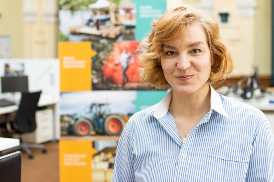Jasna Zajcek ist Mitglied er Arbeitsgruppe STARK und freut sich auf die Zusammenarbeit mit den Bürgern.