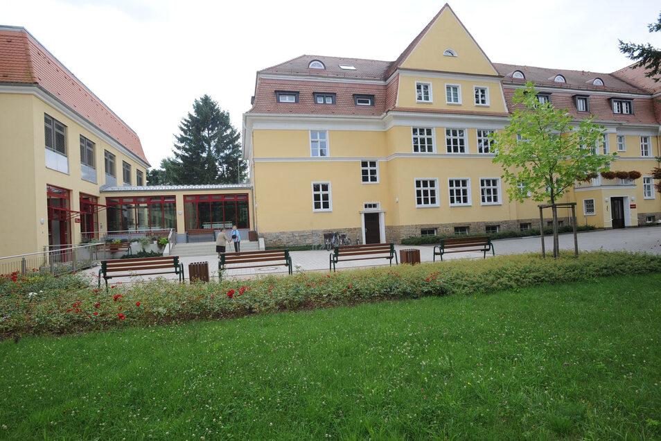 Orthopädische Klinik Rothenburg.