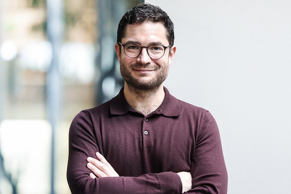 Prof. Dr. Sebastian Heumüller ist Regionalgeschäftsführer der Helios Region Ost.