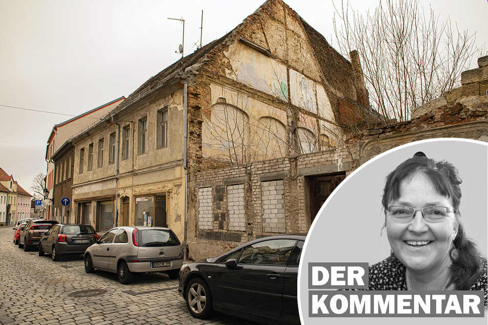 Die Meißner Straße 16 in Großenhain wurde Kulturdenkmal.