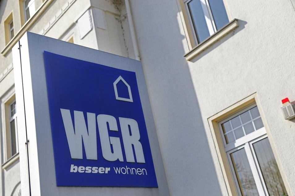 Die Geschäftsstelle der WGR in der Klötzerstraße.