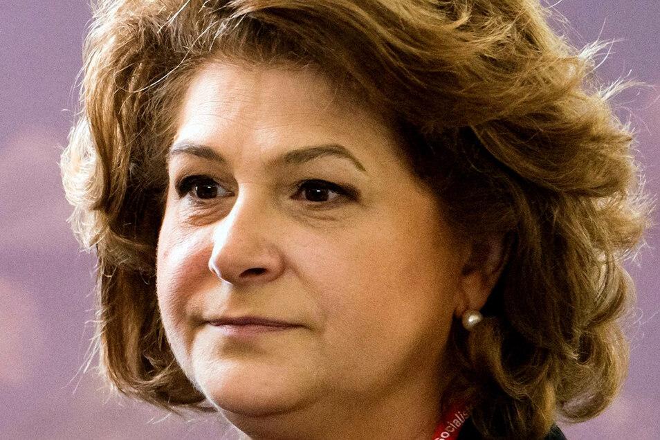 Unter Korruptionsverdacht: Die Rumänin Rovana Plumb.