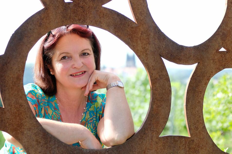 Jeanette Ender wünscht sich vor allem, dass vermehrt jüngere Leute nach Meißen kommen.