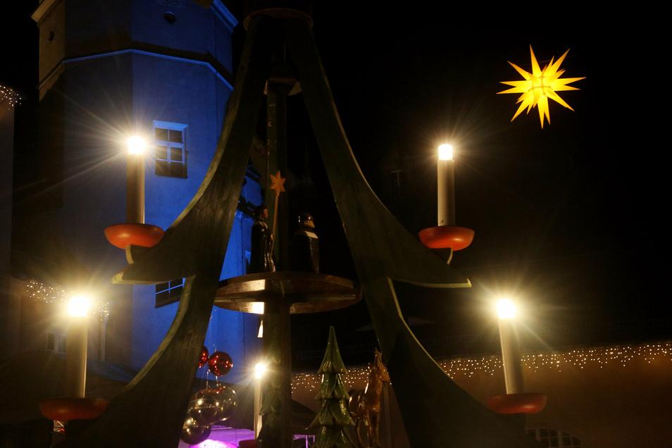 Es ist der Wunsch der Riesaer, das der Weihnachtsmarkt auch in diesem Jahr stattfinden kann.