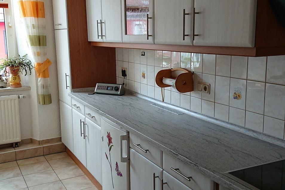 Küche eines Kunden - nach der Renovierung durch PORTAS