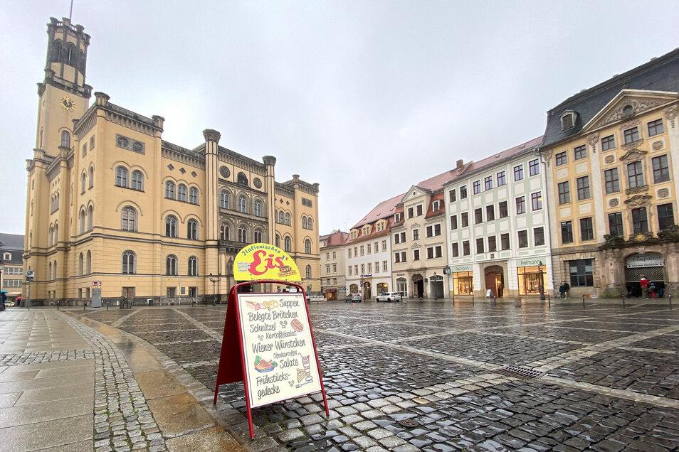 Markt Zittau.
