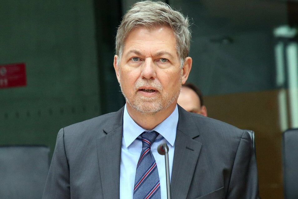 Er musste gehen: der bisherige MAD-Chef Christof Gramm
