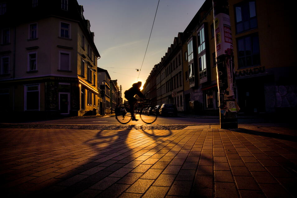 Abgesagt: Die autofreie Woche in der Dresdner Neustadt findet nicht statt.