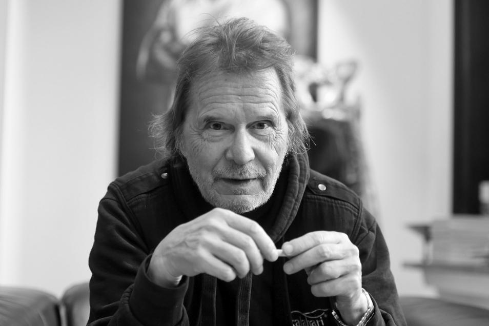 Uli Stein starb bereits vor einer Woche in seinem Haus bei Hannover.
