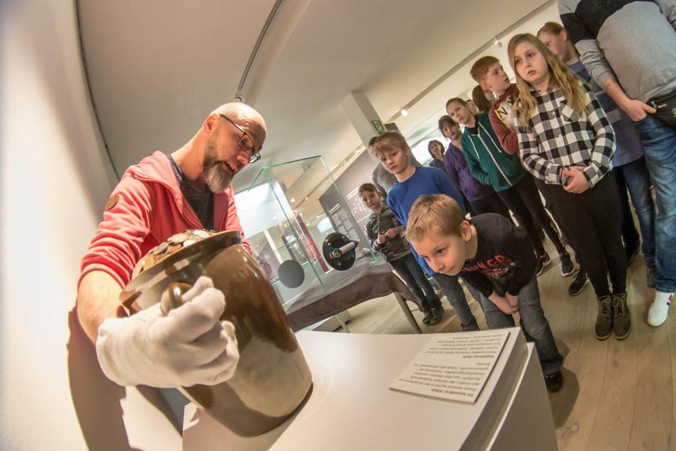 Die letzte größere Führung mit Kindern im Schlesischen Museum liegt zehn Monate zurück. 2021 erwartet die Besucher die erweiterte Dauerausstellung.