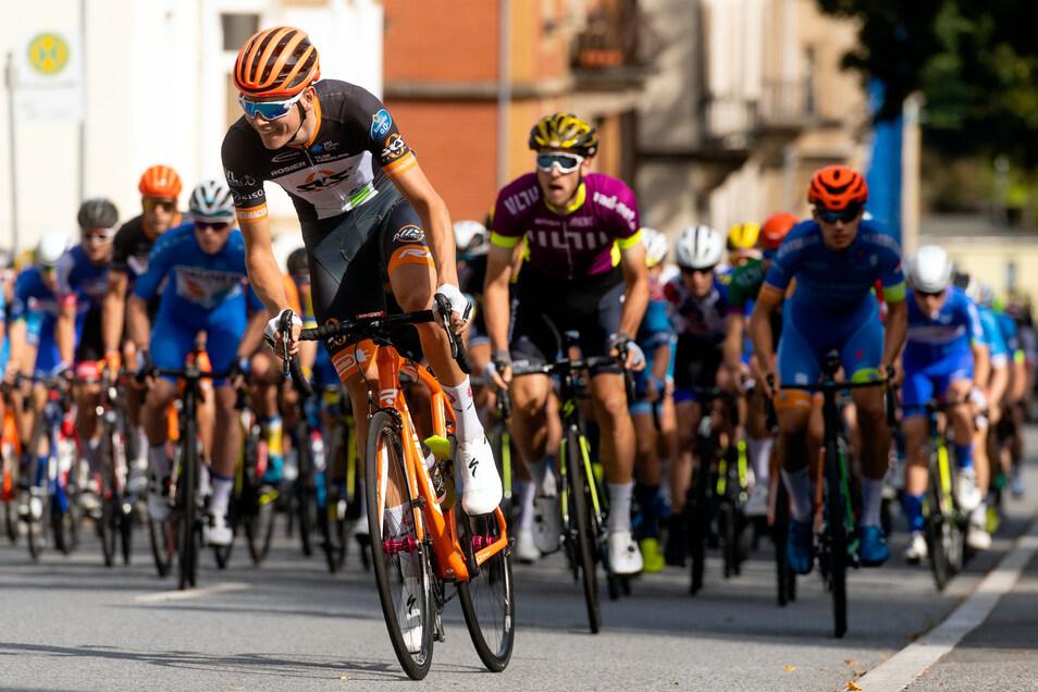 """""""Rund um Sebnitz"""": Die Organisatoren gehen davon aus, dass die 45. Auflage des Rennens steigen kann."""