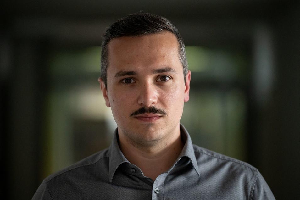 Michael Aschenbrenner hat eine besondere Gabe: Er kann besonders gut Gesichter wiedererkennen. Zwei Prozent der Bevölkerung besitzen diese Fähigkeit nach Schätzung der Wissenschaft.