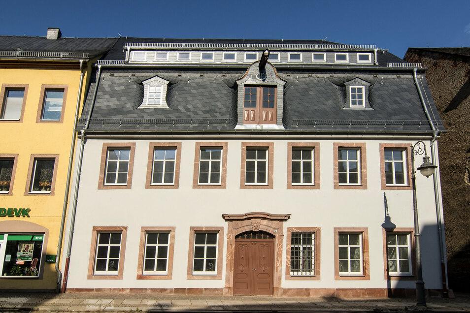 Nach dem Umbau wird es jetzt als Museumshaus genutzt.