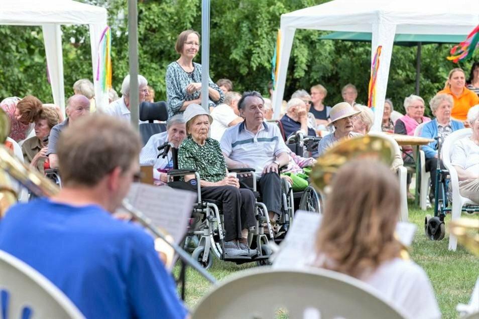 Seniorentag in Pirna: Das bisherige Format funktioniert in diesem Jahr nicht.