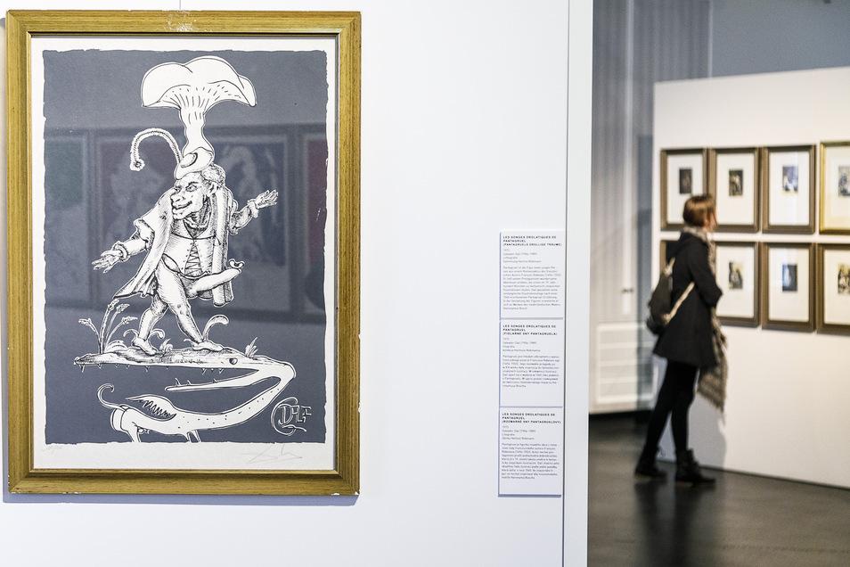 Die Dalí-Ausstellung im Kaisertrutz Görlitz