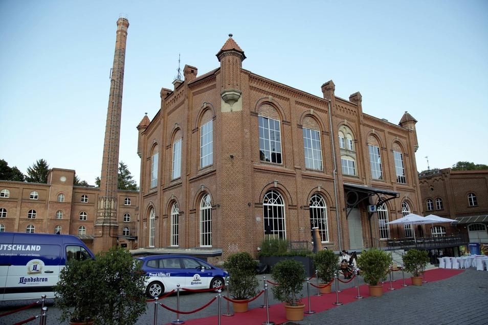 Im Maschinenhaus ist das Besucherzentrum untergebracht.
