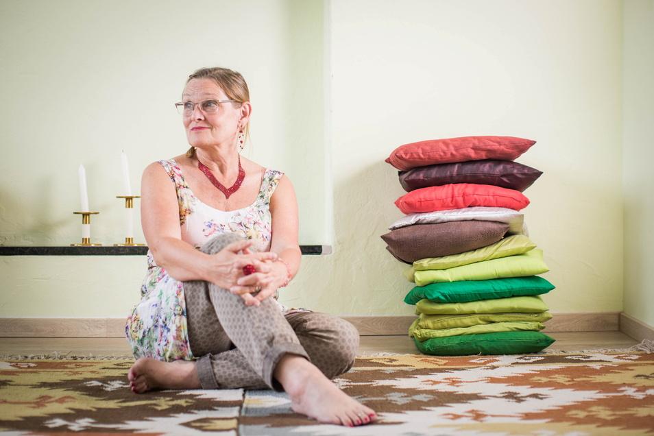 Anukan-Gründerin Katrin Laux will sich mit einem Festival aus der Krise kämpfen.