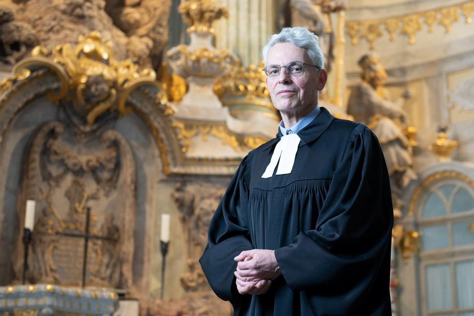 Der gebürtige Freiburger Markus Engelhardt ist neuer Pfarrer in der Frauenkirche.